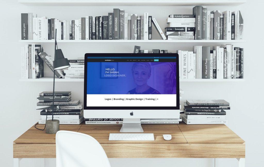 Sarah Bates Design Website