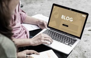 Content Types - Writing a Blog